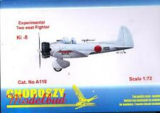 Choroszy Models 1/72 NAKAJIMA Ki-8 Experimental Fighter