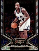 2019-20 Select Top Selections #4 Shaquille O'Neal - Orlando Magic