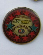 Little League Baseball Pin Subway 1C