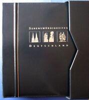 s185) Sehenswürdigkeiten Deutschland ** DS BRD Nominale 34,25 Euro  RB + Kass