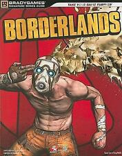 Borderlands Signature Series Strategy Guide Bradygames Signature Guides
