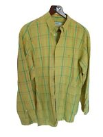 Mens chic BURBERRYS long sleeve shirt size large/XL. Immaculate RRP £175.