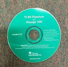 Texas Instruments TI-89 Titanium and Voyage 200 Product CD V1.5 PC