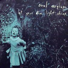 SOUL ASYLUM POSTER, LET YOUR DIM LIGHT SHINE (SQ28)