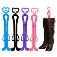 Plastic Long Boots Shaper Supporter Shaft Keeper Organizer Storage Hanger My