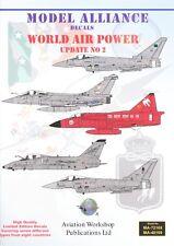 Model Alliance Decals 48169 1:48 World Air Power Update No 2