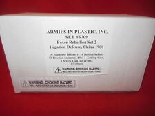 Armies In Plastic 1/32nd Boxer Rebellion Set #2 Legation Defense China 1900 5709