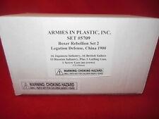 Armies In Plastic 1/32nd Boxer Rebellion Set #2 Legation Defense China 1900 5709