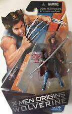 "GAMBIT X-Men ORIGINS WOLVERINE Marvel Universe 2009 3.75"" INCH Action Figure"