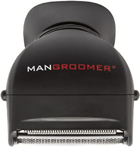 MANGROOMER - Back Hair Shaver Replacement Complete Attachment Head with Shock