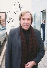 Günter Netzer autógrafo signed 20x30 cm imagen