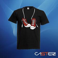 Camiseta zapatillas zapas urban colgadas basado cool converse ENVIO24/48h