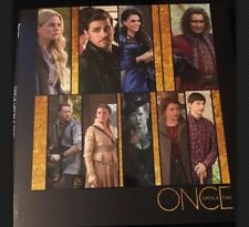 """Once Upon A Time"" DVD 2017 Pressbook Emmy FYC NEW 2 Episodes Season 6 ABC"