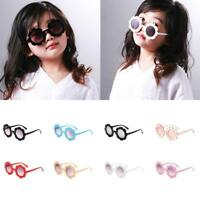 Baby Kids Unisex Children Frame Sunglasses Toddler Boys Outdoor Glasses New
