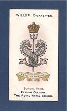 ROYAL NAVY & MARINE SCHOOL  ELTHAM COLLEGE   original 1906 card