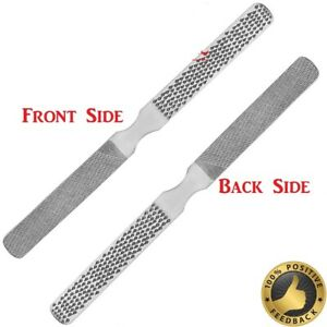 Rasp Foot Nail File Four Sided Rasp For Hard Dry Dead Skin Remover PREMIUM Tool