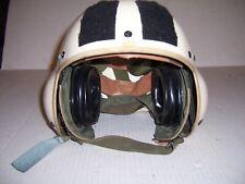 Helicopter Flight Helmet size XLARGE Gentex HGU39 HGU-39/p