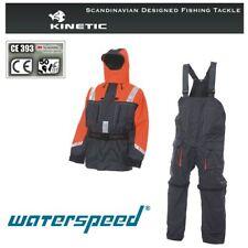 KINETIC WATERSPEED FLOTATION SUIT - 2PCS Schwimmanzug Zweiteiler Grösse XL