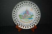 Walt Disney World Productions Souvenir Plate Vintage
