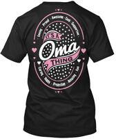 Casual Its A Oma Thing... - Thing Hanes Tagless Tee Hanes Tagless Tee T-Shirt