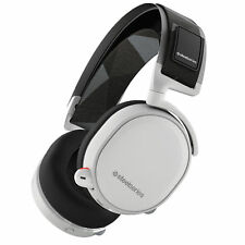SteelSeries Arctis 7 White Headband Headsets