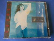 """ALICE """"IL  SOLE NELLA PIOGGIA"""" CD 989 EMI ITALIANA SIGILLATO/SEALED"""