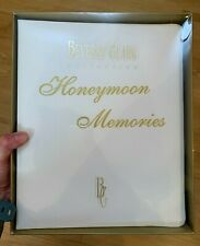 Beverly Clark Collections Honeymoon Memories Book  Elegant White
