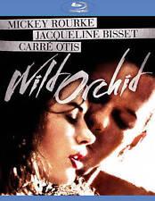 Wild Orchid - Mickey Rourke - Jaqueline Bisset - BLU-RAY!