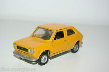 MERCURY FIAT127 DARK YELLOW EXCELLENT CONDITION