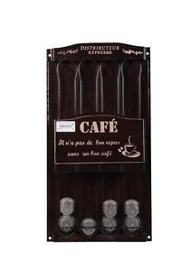 Distributore manuale capsule caffè Nespresso  Metal Wall Coffee Capsule holder