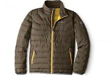 EDDIE BAUER Boys 7/8 (Small) 550 Fill Goose Down Warm Lightweight Jacket Coat
