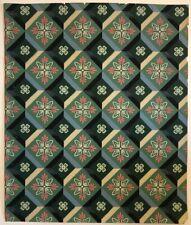 Charming 20th cent. English Geometric Wallpaper (Sanderson) (3037)