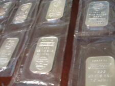 Silver Engelhard Bar 1oz .999