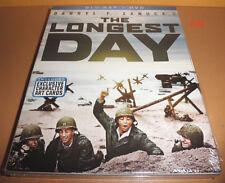 THE LONGEST DAY dvd BLU-RAY early SEAN CONNERY john wayne GERT FROBE henry fonda