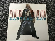 "GEORGE CLINTON ""MARTIAL LAW"" (HEY MAN SMELL MY FINGER) U.S CD SINGLE"