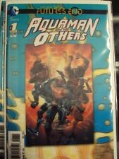 Aquaman and the Others Futures End #1 Vf/Nm 3D Lenticular Cover