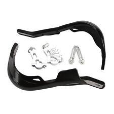 "Black 7/8"" Hand Guards For Honda CR CRF XR Dirt Bike 125 150 200 250 450 600 650"