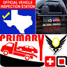 CUSTOM WEATHER PROOF VINYL DECALS / STICKERS - ANY LOGO / IMAGE AND LETTERING