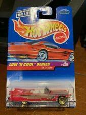1998 Hot Wheels Low 'N Cool Series '59 Caddy #699
