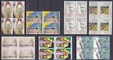 kavel blokjes van 4 zegels 1990 (1) postfris (MNH)