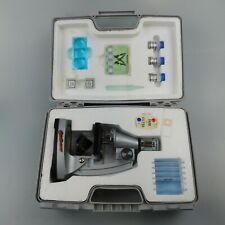 Vintage GeoSafari GeoVision Microscope Kit Complete in Hard Case Works Great
