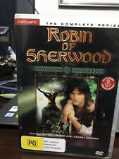Robin Of Sherwood - Complete Series (DVD, 2010, 8-Disc) R4- LIKE NEW 26 EPISODES