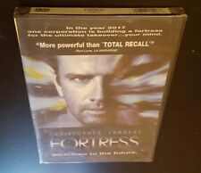 Fortress (DVD, Canadian Printing) Christopher Lambert 1993 SF action film NEW