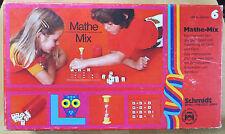 MATHE-MIX Schmidt Spiele_Rechnen mit Vergnügen zeit-Rechen-Spiel ab 6 Ja-Vintage