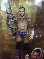 Mattel WWE Elite Collection Action Figure Series 20 CM Punk - WWE Championship