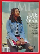 Time Magazine   April 12th 2021    The Lost Year