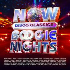 More details for now boogie nights: disco classics (2021, now) cd box set