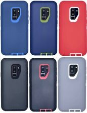 Samsung Galaxy S9 / S9 Plus Case Cover Shockproof Hybrid Hard Rugged Rubber TPU