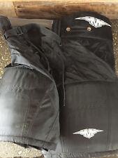 Unused Mission Fuel 75 Junior Xl Hockey Pants W/ Belt And Laces 30-32 Waist