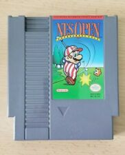 NES Open Tournament Golf (Nintendo) authentic used tested clean cartridge only